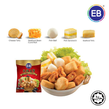 EB Steamboat 5 in 1 [500G/Pack][HALAL]