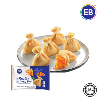 EB Fish Roe Lucky Bag [160G/Pack][HALAL]