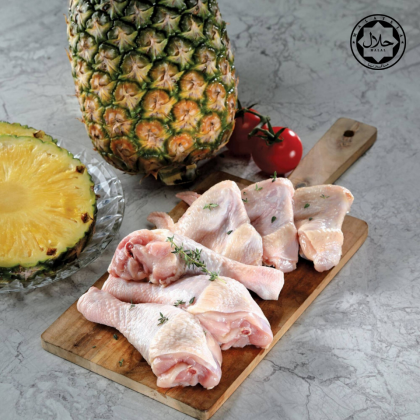 Aqina Pineapple Chicken Wings [2kg±/pack]